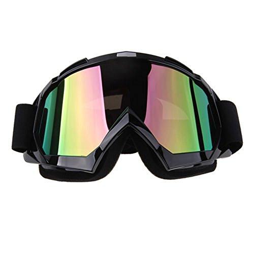 Sijueam Hochwertige Skibrille Anti Fog UV Schutzbrille mit Double Lens Schaumstoffpolsterung Uvex für Outdoor Aktivitäten Skifahren Radfahren Snowboard Wandern Augenschutz