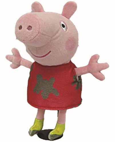 Peppa Pig Muddy Puddles - Peluche de 16cm