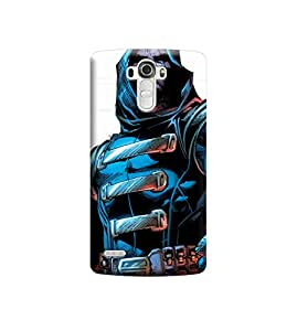 EPICCASE Premium Printed Mobile Back Case Cover With Full protection For LG G4 (Designer Case)