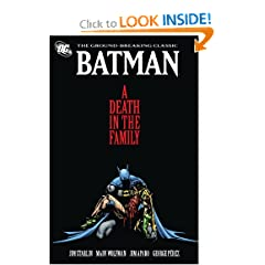 Batman: A Death in the Family by Jim Starlin and Marv Wolfman