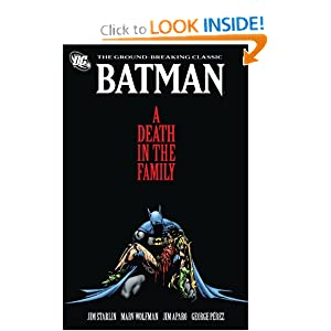 Batman: A Death in the Family Jim Starlin