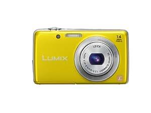 Panasonic Lumix DMC-FS40EF-Y Appareil photo numérique 14,1 Mpix Jaune