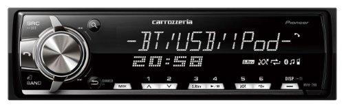 パイオニア カロッツェリア Bluetooth/USB/チューナーメインユニット MVH-790