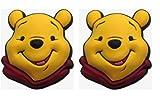 Original Crocs Jibbitz Winnie the Pooh Face 2-pack