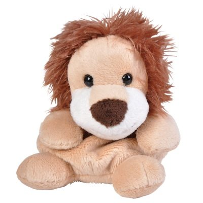 Lion Beanie Bean Filled Plush Stuffed Animal - 1