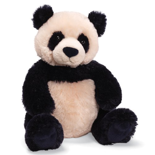 "Gund Zi - Bo Panda Small 12"" Plush back-814878"