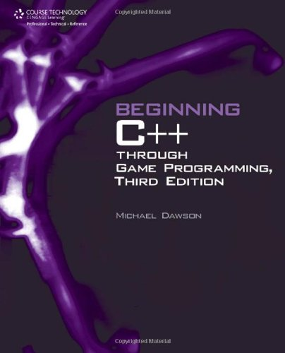 3D Book Beginning C++ Through Game Programming