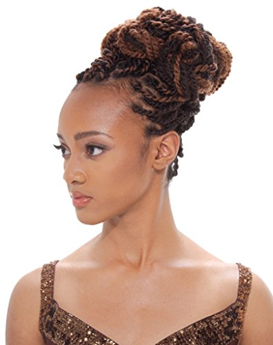 Crochet Braids Marley Hair Janet Collection : Janet Collection Afro Twist Braid Marley Crochet Hair (#M4/27) Arts ...