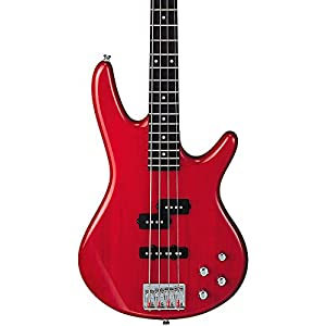Ibanez GSR200 - Transparent Red