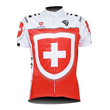 switzerland cycling jersey