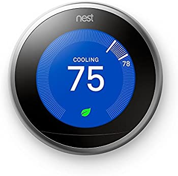 Nest 3rd Generation Learning Thermostat + $50 Visa Prepaid Card
