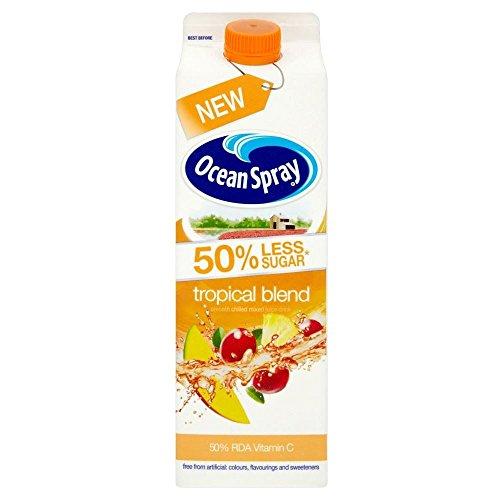 ocean-spray-tropicale-succo-miscela-bere-meno-zucchero-1l-confezione-da-6