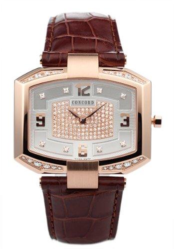 Concord La Scala Men's Quartz Watch 0310949