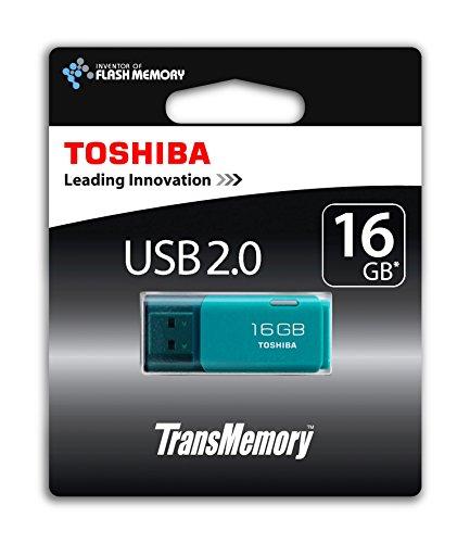 Toshiba Hayabusa 16GB Flash Drive USB 2.0
