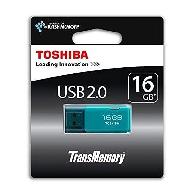 Toshiba THNU16HAYAQA(6 Hayabusa 16Gb Flash Drive Usb 2.0