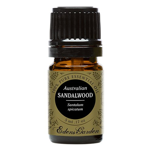 Sandalwood (Australian) 100% Pure Therapeutic Grade Essential Oil by Edens Garden- 5 ml