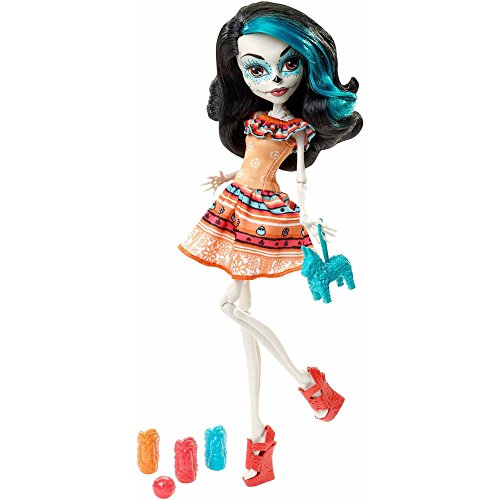Story (Monster High Skelita Doll)
