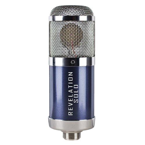 Mxl Revelation Solo Cardioid Tube Condenser Microphone