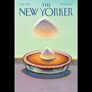 The New Yorker, November 23, 2009 (John Colapinto, Evan Osnos, Calvin Trillin) | [The New Yorker]