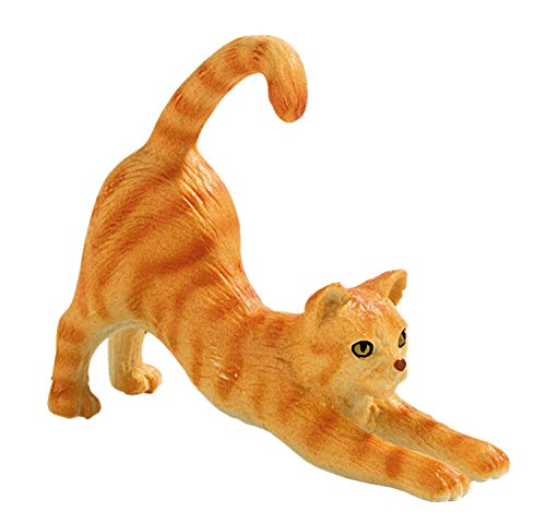 Bullyland Cats: Orange Tabby