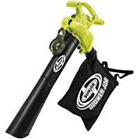 Sun Joe 240 mph 300 CFM Handheld 13-Amp 3-in-1 Electric Blower