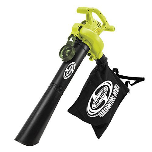 Sun Joe SBJ603E Blower Joe Electric 3-In-1 Blower Vacuum/Mulcher (Blower Joe compare prices)