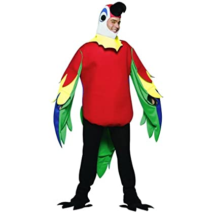 Clown Mouth Head Over Sized Adult Costume Halloween Dress Up Rasta Imposta