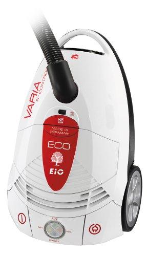 Erschwingliche Eio 59590132 Bodenstaubsauger Varia 1000 R-Control, weiß