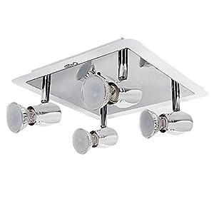 CroLED Modern LED Ceiling Lights Rotatable Spotlight LED Lights for Living Room , Bath Room , Dining Room