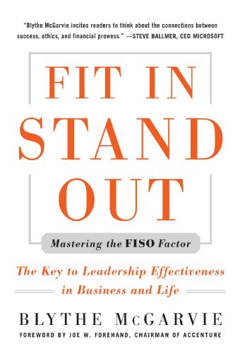 Fit In, Stand Out: Mastering the FISO FACTOR