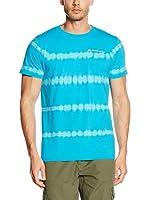 Alpine Pro Camiseta Manga Corta KAIRON (Azul)