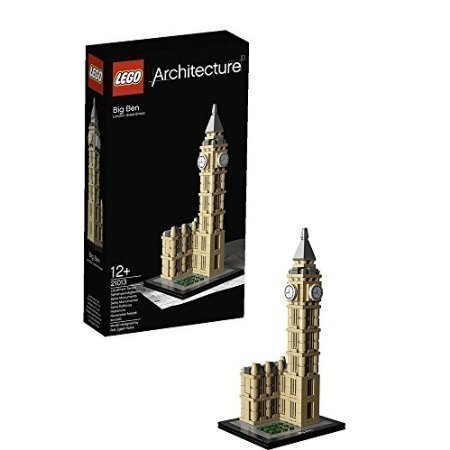 Lego Architecture 21013 Big Ben By Natorytian Picture