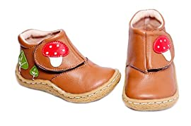 Livie and Luca Woodland Boots Brown