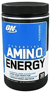 Optimum Nutrition - Essential Amino Energy 30 Servings Blue Raspberry