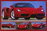 Empire 265562 Ferrari Tribute to Enzo Car Poster 91.5 cm x 61 cm
