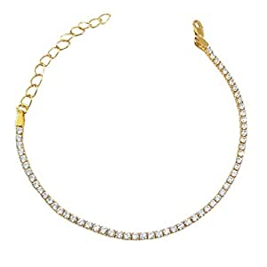 buy elotic 925 sterling silver hand chain bracelet for