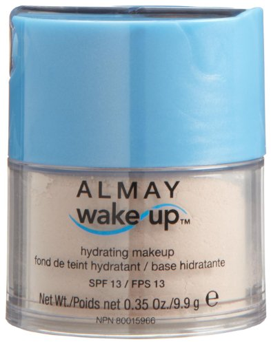almay foundation Almay Wake-up Hydrating Makeup, Ivory, 0.35-Ounce