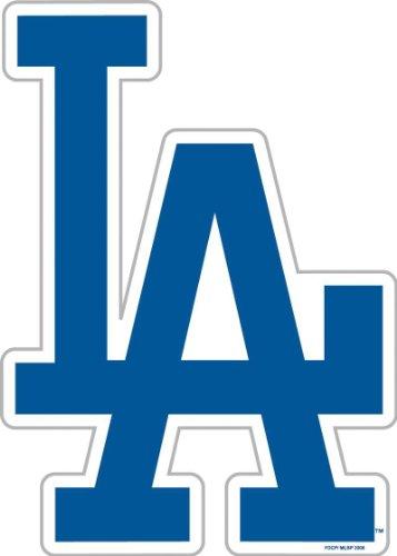 Mlb Los Angeles Dodgers 12-Inch Vinyl Magnet front-249850
