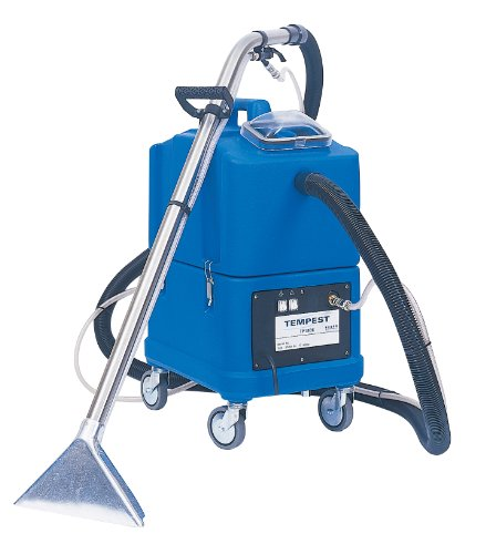Nacecare Tp8X Polyethylene Box Extractor With 3 Jet Stainless Steel Wand, 8 Gallon Capacity, 2Hp, 33' Power Cord Length front-613328