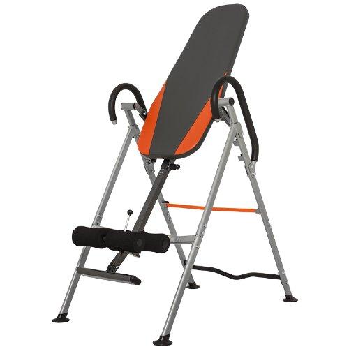 Gorilla Sports 10000330 Attrezzo per dorsali Inversion Table