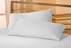 R Home Micro Fibre Silknise Set of 2 Pcs Pillow Filler (45X70 CM)