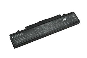Hochleistungs AKKU 4400mAh in schwarz für SAMSUNG E-, P-, Q-, R-, RF Serie ersetzt AA-PB9NC6B AA-PB9NS6B AA-PB9NC6W Q318 R408 R458 R468 R510 R519 R710 R522 R520 R580 R780 R460 R505 FS02 R505 FS03 R505