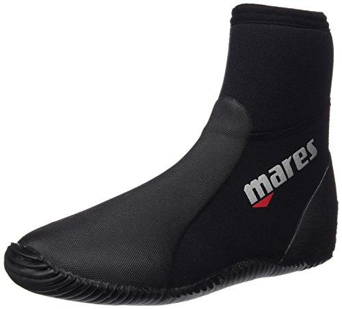 mares-dive-boot-classic-ng-5-mm-botas-de-proteccion-unisex-adultos-negro-43-us-10