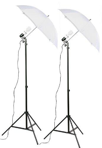 Fancierstudio-2-Light-Kit-DK2-Umbrella-Lighting-Kit-Professional-Lighting-for-Studio-Photography-Portrait-Lighting-and-Video-Lighting