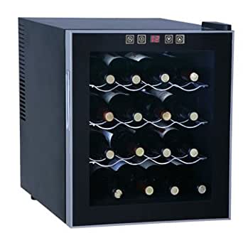 Sunpentown WC-1682 Thermoelectric 16-Bottle Wine Cooler
