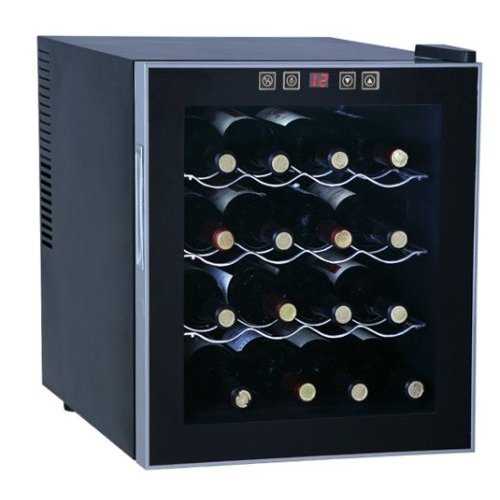 Cheapest Prices! Sunpentown WC-1682 Thermoelectric 16-Bottle Wine Cooler