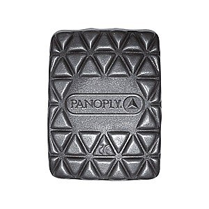 Panoply Knee Pads / Accessories (One Size) (Black)
