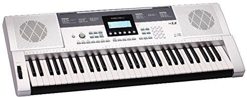 Tastiera 61 tasti touch-response (sensibili al tocco) Medeli M12