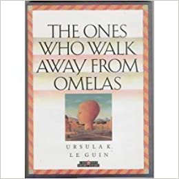 an analysis of the ones who walk away from omelas by ursula k le guin Ursula k le guin's short story the ones who walk away from omelas imagines a city more joyful than any other but the joy comes at a steep price.