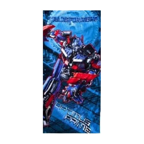 Amazon.com - Transformers Optimus Prime Beach Towel -